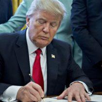 Gigantes tecnológicos coordinan acción legal contra veto migratorio de Trump