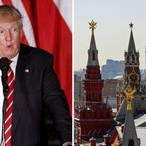 El Kremlin desmiente tener informaciones comprometedoras sobre Trump