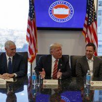 Desde GE a Google, la difícil tarea de hacer negocios con Trump