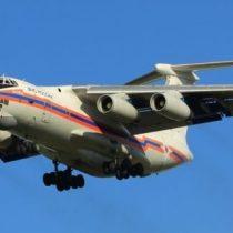 Presidenta Bachelet acepta envío de Ilyushin Il-76, el SuperTanker ruso