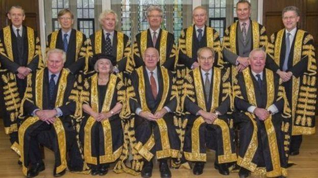 La apelación del gobierno fue rechazada por 8 contra 3 en la Corte Suprema, la máxima instancia judicial en el Reino Unido.