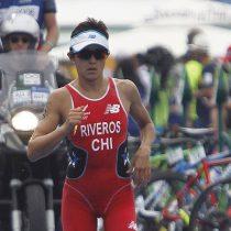 Bárbara Riveros remonta de forma épica y se corona tricampeona del Ironman de Pucón