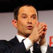 Francia: socialistas se encomiendan a Hamon para mantener el poder