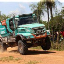 Cómo se alimentan los pilotos del Dakar 2017