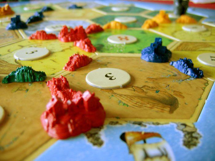El auge del desconocido mundo de los juegos de mesa modernos