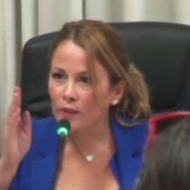 Diputadas de Chile Vamos respaldan a Cathy Barriga tras