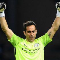 [VIDEO] ¿Error de Claudio Bravo? Mira el gol que le hicieron al Manchester City en su choque ante el Burnley
