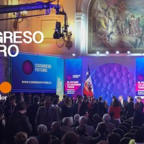 Siga en vivo primera jornada del Sexto Congreso Futuro