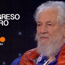 Claudio Naranjo en el Congreso Futuro:
