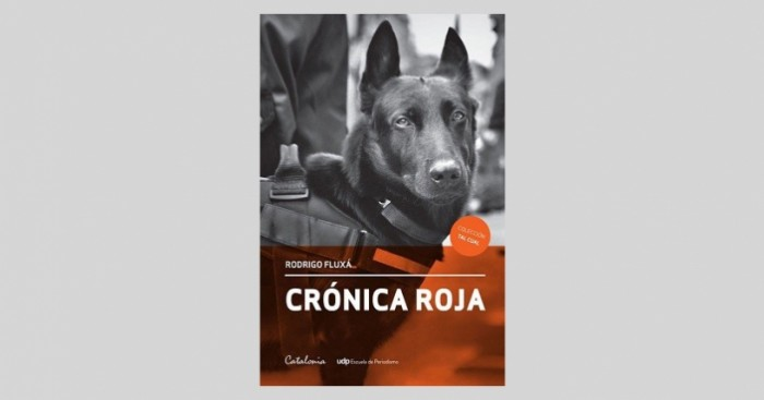 """RESULTADO CONCURSO: Libro """"Crónica roja"""" los mejores reportajes policiales del periodista Rodrigo Fluxá"""
