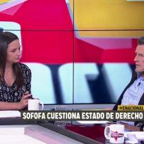[VIDEO] Carlos Larraín lo hace otra vez: