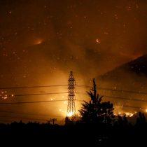 Onemi: 27 incendios activos en el país con más de 63 mil hectáreas consumidas por el fuego