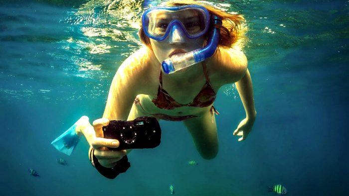 Los consejos de un experto para sacar las mejores fotos bajo el agua
