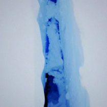 La gigantesca grieta en la Antártica por la que se tuvo que mudar una base científica