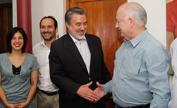 PC tras reunión con Alejandro Guillier: