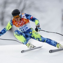 [VIDEO] Esquiador chileno sufre caída en Mundial de su disciplina