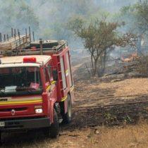 Incendio en Copiapó causó la muerte de una bebé de dos meses