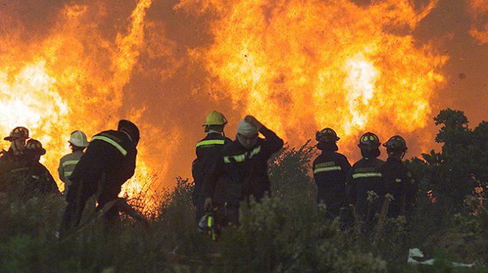 Fiscalía eleva a 65 los formalizados por incendios forestales