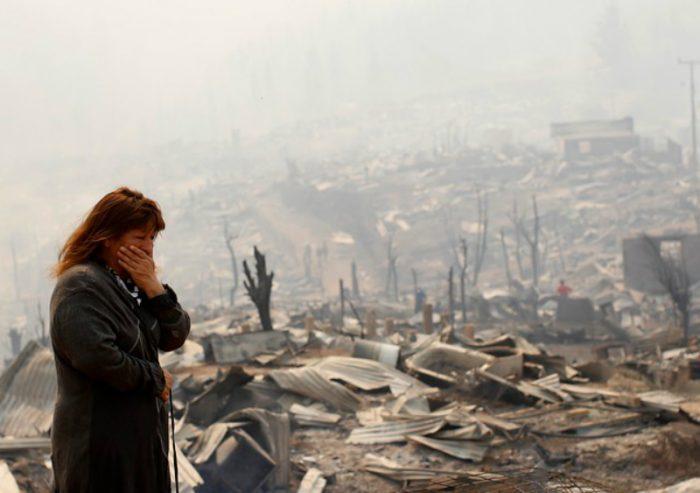 Incendios forestales: Colegio de Periodistas llama a la ciudadanía a informarse por fuentes de información comprobables