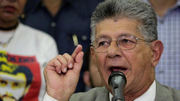 Henry Ramos Allup, diputado y líder opositor, cree que la decisión no es un gesto inútil.