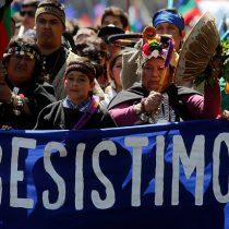 Agrupaciones de DD.HH. exigen libertad de Francisca Linconao