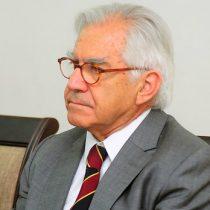 Ministro Fernández responde por interpelación: