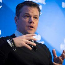 Matt Damon: el actor que cree