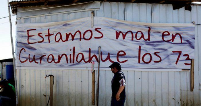 Los mineros que Bachelet no saca del fondo de la tierra