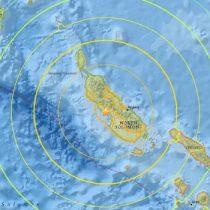 Levantan la alerta por tsunami en Papúa e Islas Salomón tras el seísmo de 7,9