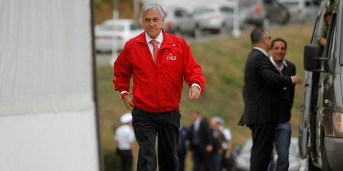 """La """"ansiedad política"""" de Piñera con la tragedia de los incendios y la errática derecha"""