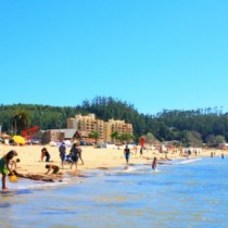 Chile recibe las vacaciones de verano con 19 playas inclusivas