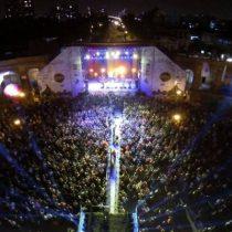La Plaza de la Paz de Recoleta, el lugar patrimonial rescatado por el festival Womad