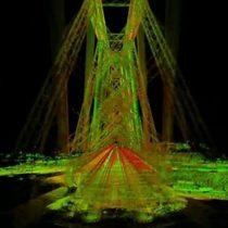 [VIDEO] El hipnótico viaje en 3D por el puente Forth, una joya arquitectónica de más de 200 años y patrimonio de la humanidad