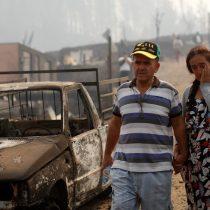 Vecinos de Santa Olga auto decretan toque de queda y patrullan con armas