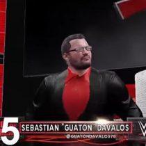 """[VIDEO VIDA] ¿Quién será el ganador? Recrean el """"Royal Rumble"""" con personajes chilenos"""