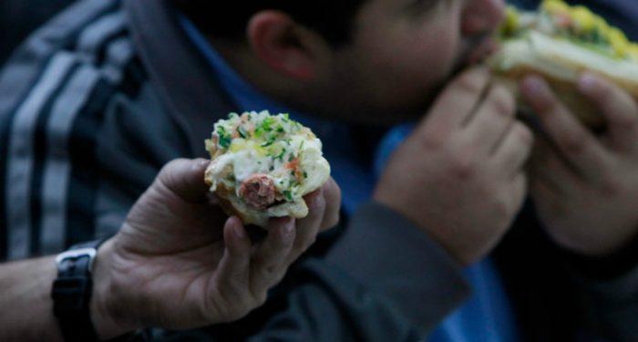 OMS: Chile es el país con más sobrepeso de Latinoamérica
