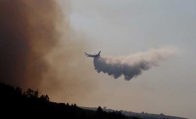 SuperTanker cancela quinto vuelo a LLico y finaliza jornada de este viernes