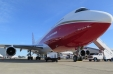 Chilena que gestionó avión SuperTanker 747: