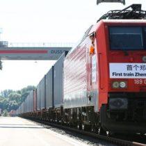 El ambicioso proyecto detrás del tren que une por primera vez China y Reino Unido