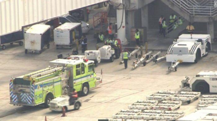 [VIDEO] EE.UU: varios muertos y heridos deja tiroteo en un aeropuerto de Florida