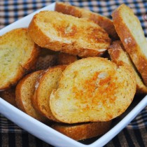 Recomiendan no dorar demasiado las tostadas