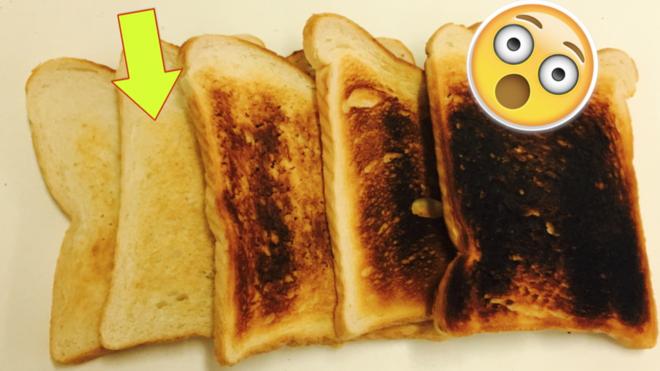 Por qué cocinar menos las tostadas y las papas puede reducir el riesgo de cáncer