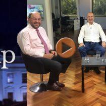"""Alfredo Moreno y la llegada de Trump a La Casa Blanca: """"Se viene un nuevo orden internacional que nadie es capaz de predecir y Chile tiene que estar preparado"""""""