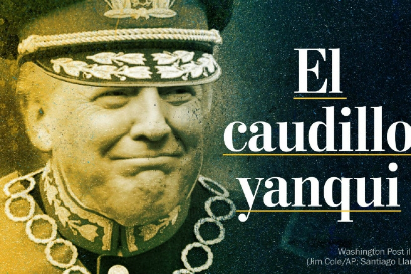 The Washington Post compara primera semana de Trump con dictadura de Augusto Pinochet