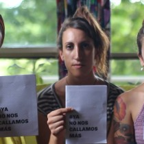 """[VIDEO] #YaNoNosCallamosMás: Los crudos testimonios de mujeres abusadas por el vocalista de la banda argentina """"El Otro Yo"""""""