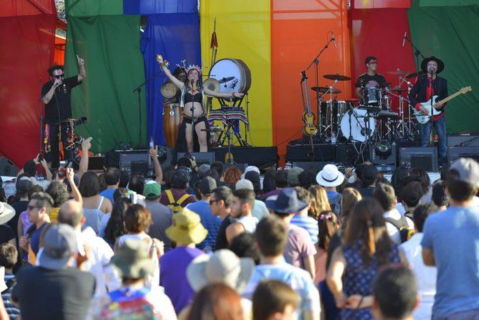 El rock marroquí y la cumbia peruana hacen delirar al público en la segunda jornada de Womad
