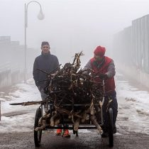 Capital de Macedonia pone transporte público gratis para luchar contra alta contaminación