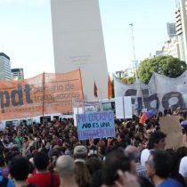 Violencia de género se mantiene en Argentina
