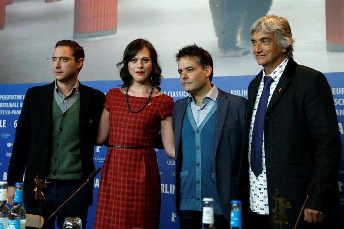 Chileno Lelio defiende en la Berlinale la identidad transgénero de su filme