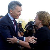 Bachelet y Macri impulsan cumbre Alianza-Mercosur para frenar proteccionismo